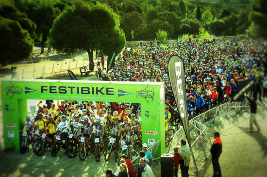 Carrera Festibike de 2011.