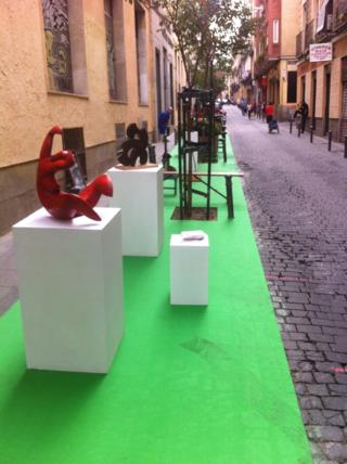 Peatonalización de la Calle de la Palma.
