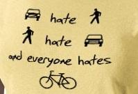 Todo el mundo odia a las bicis