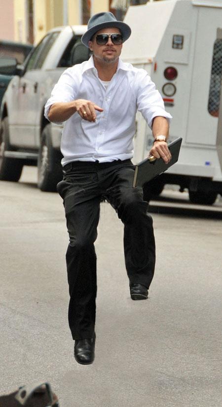 Brad Cycle Pitt