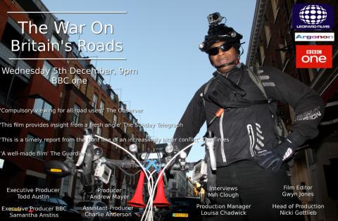 The War on Britain´s Roads