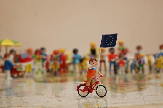 Foto de la Federación Europea de Ciclismo (ECF)
